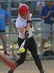 Center Grove's Jordyn Rudd is among the Indy-area leaders in a number of offensive categories.
