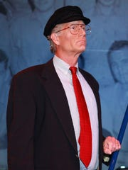 Peter Carey returns to the role of Ernie Harwell in