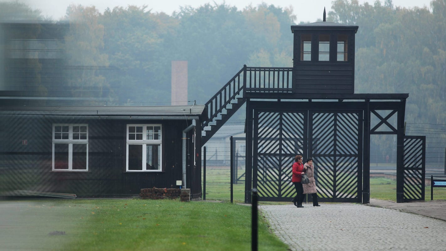Forest Outside Nazi Death Camp Yields Disturbing Find - Concentration camp museums in usa