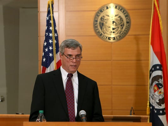 Ferguson prosecutor: Some witnesses clearly lied