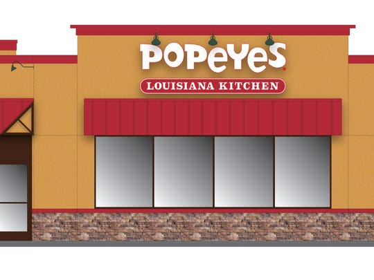 A Popeyes location is proposed on U.S. 41 in Bonita Springs.