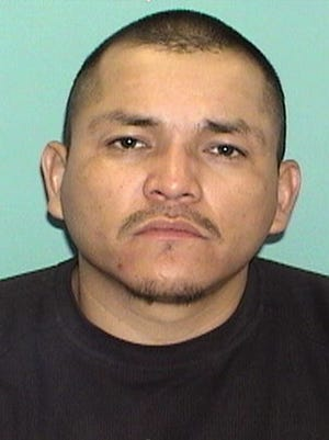 Bryan Martinez is suspected in a meth trafficking ring and is wanted by the DEA.