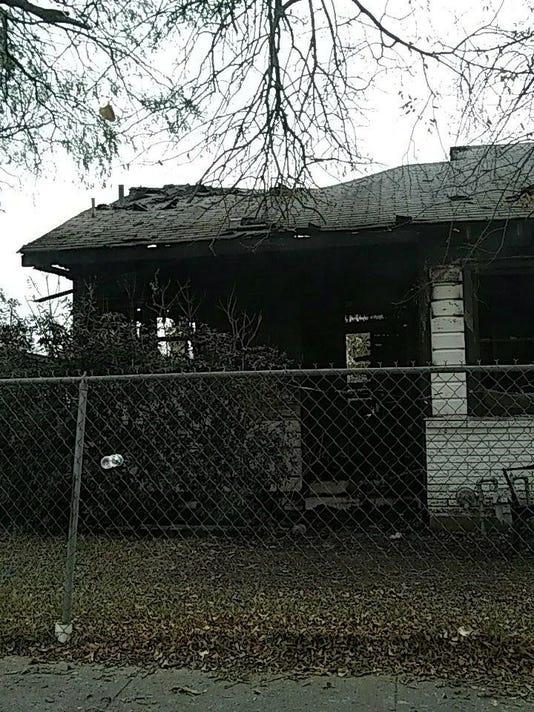 John street fire