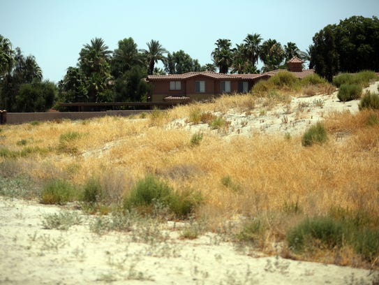 Palm Desert has tabled an apartment project slated