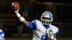 Kenny Mayberry of Winton Woods throws the quick hook