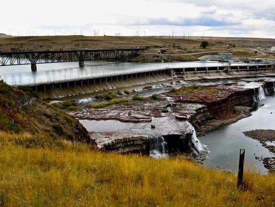 1 Montana Dams