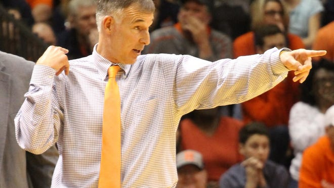 Hope College men's basketball coach Greg Mitchell is preparing his team for a stretch of four games in six days.