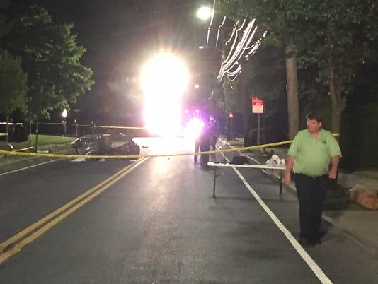 New Rochelle Lincoln Avenue crash