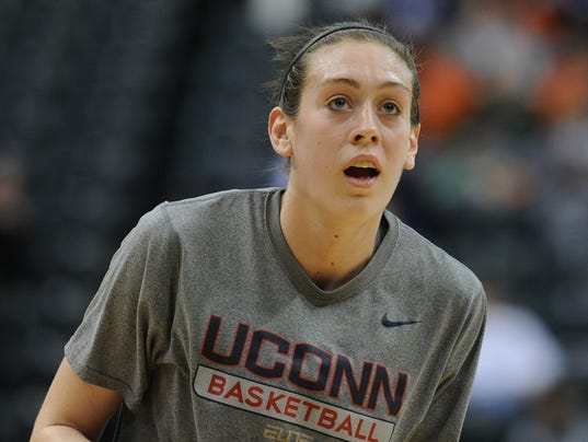 UConn's Breanna Stewart faces hometown Syracuse team she ...