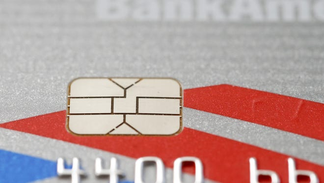 New credit and debit cards with computer chips are designed to offer consumers greater security.