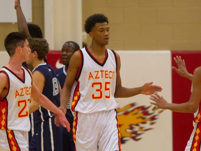 Arizona's Top 25 high school boys basketball players ...