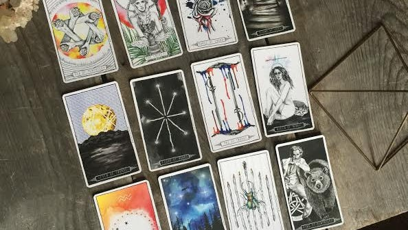 Weekly Tarotscopes by Daughter Of Cups