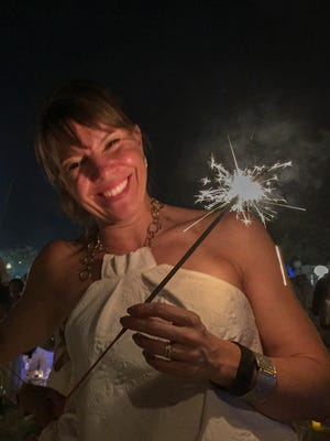 Photo of Jennifer Riordan, killed on a Southwest Airlines plane in 2018. The Jennifer Riordan Sparkle Fund has been created in her memory.