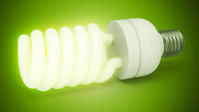 Greenlight a Vet program encourages homeowners to change bulb to green to show support for veterans on Veterans Day.