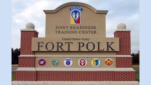 Fort Polk will host a Memorial Day ceremony at 10 a.m. Thursday at Warrior Memorial Park.