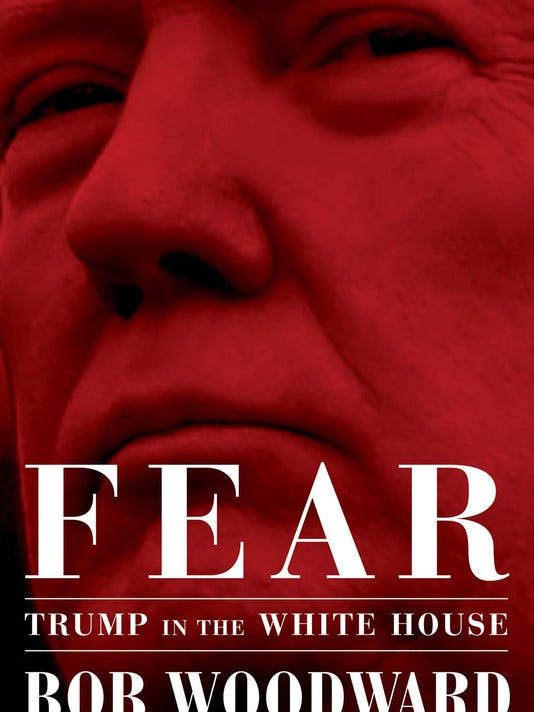 Woodward book paints picture of unhinged Trump coddled and lied to by staff
