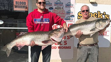 FISHING: Blackfishing off the hook right now