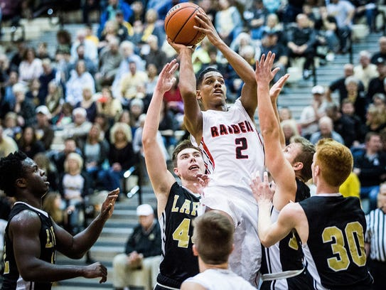 Wapahani's Peyton West is a player to watch in the