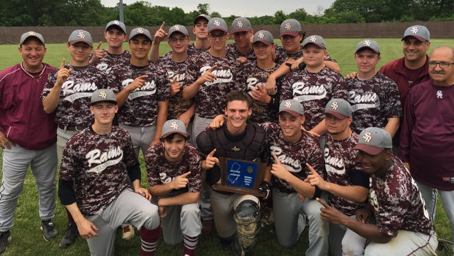CJG1 baseball champions South River