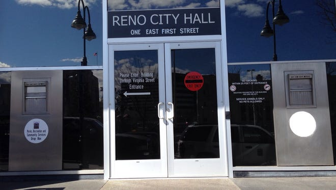 Reno City Hall