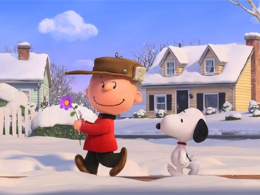 """""""The Peanuts Movie"""""""