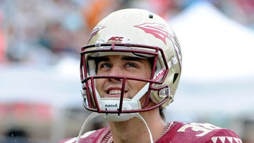 Florida State punter Cason Beatty has earned a tryout with the Tampa Bay Buccaneers.