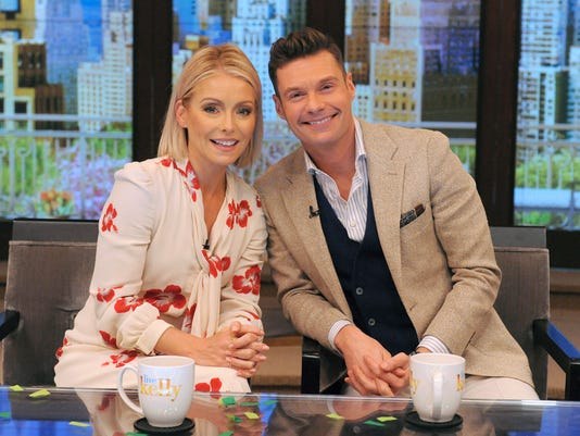AP TV KELLY RIPA CO-HOST A FILE ENT USA NY