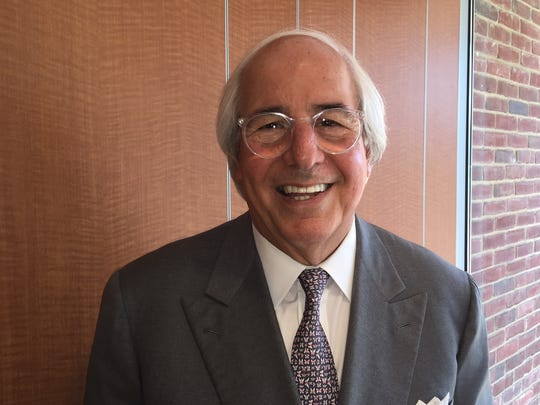 Frank Abagnale, 69, spoke at an AARP Fraud Watch Network event in Macomb County.