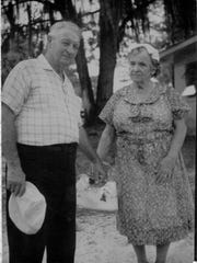 Fred and Ruth George.