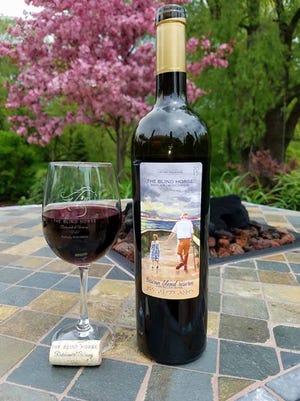 The Blind Horse Restaurant and Winery is gearing up for its second annual Run With Angels 5k Run/Walk on June 17, as part of their Annual Art & Wine Festival. Participants get a bottle of wine with a custom printed label.