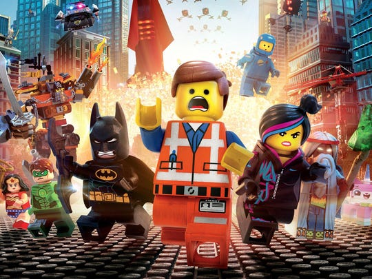 """The Lego Movie"" will be screened at Kensico Dam Plaza in Valhalla on July 10 and at Philipse Manor Hall on Aug. 28."