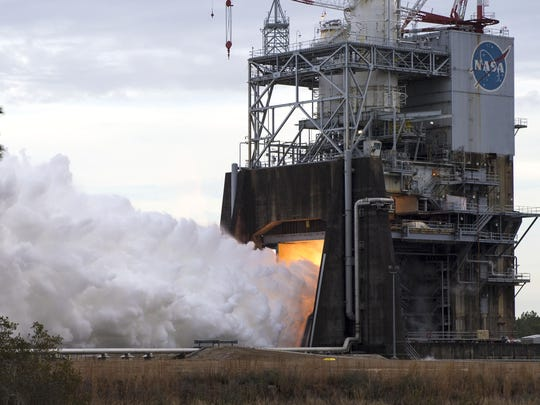 NASA followed up its first RS-25 test of 2018 with
