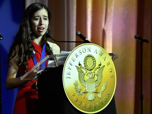 Jefferson Awards Foundation 2016 National Ceremony In Washington, D.C.