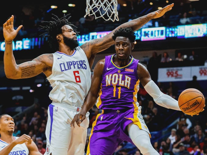 Every NBA Team's Best Jersey From 2017-18 Season