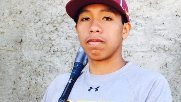 Cherokee junior Jason McMillan.