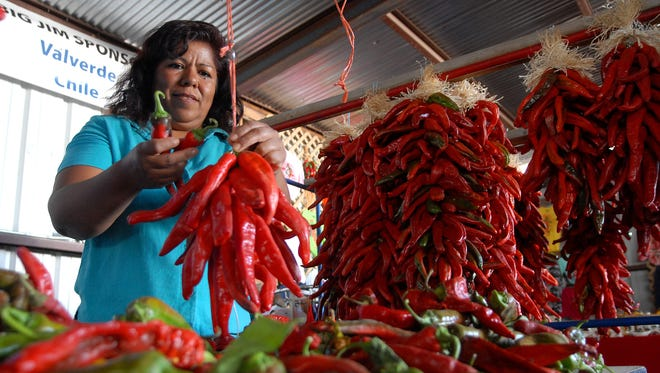 The Hatch Valley Chile Festival takes place this Saturday and Sunday, during Labor Day weekend.