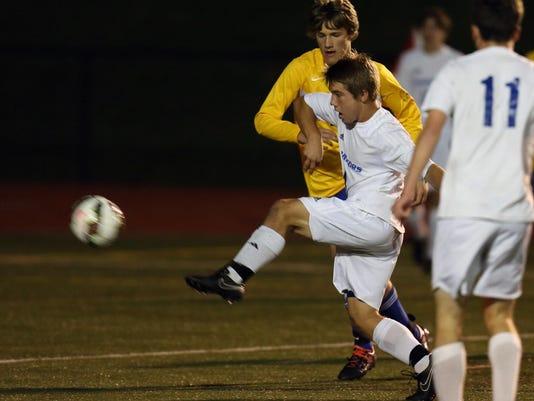 Seven Hills vs Mariemont Soccer Regional Semi-Final