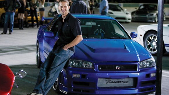 "Paul Walker had a long run with the ""Fast and Furious"""