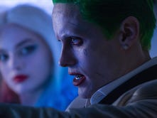 "Jared Leto plays the Joker in ""Suicide Squad"" for all of 11 minutes. He was underutilized in the film. Perhaps he should have been the lead villain."