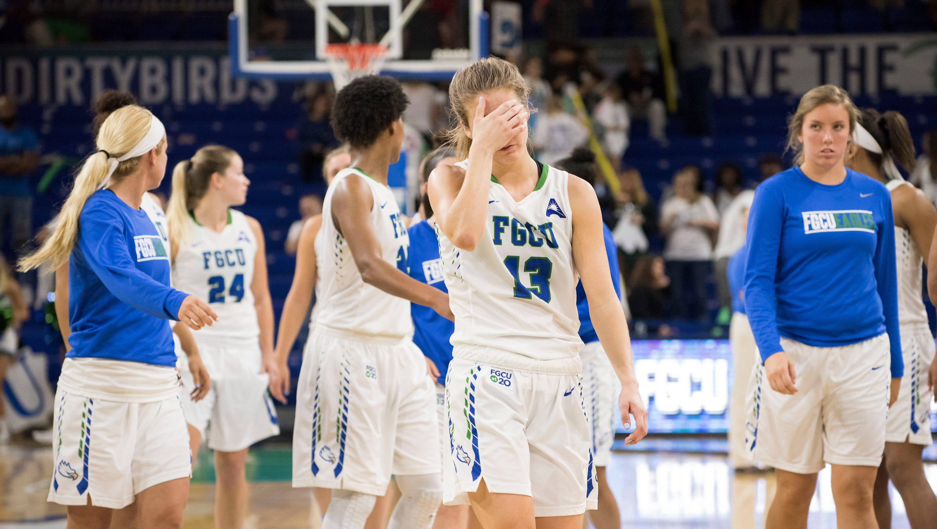 College basketball: FGCU women not ASUN champs this time ...