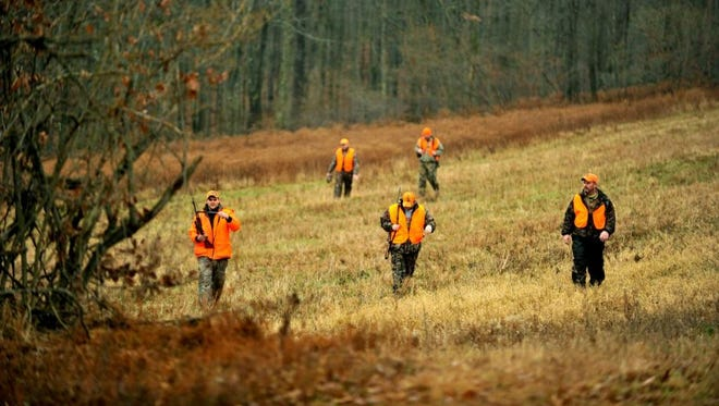 Hunters wearing bright orange is credited as one of the major reasons for a decrease in Pennsylvania shooting accidents.