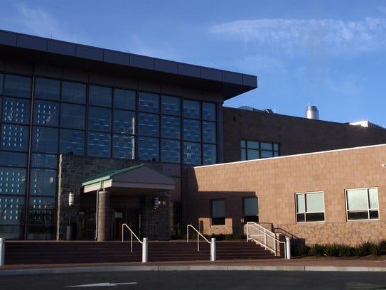 Greystone Park Psychiatric Hospital, seen in a file