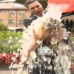 Steph Stricklen Ice Bucket Challenge