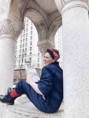 Author Bailey Sisoy Isgro of 'Rosie, A Detroit Herstory,'