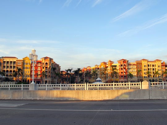 A report on the final phase of Bayfront, the upscale