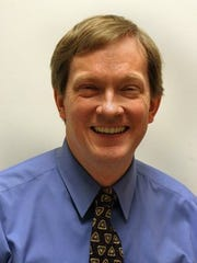 Patrick O'Connor, associate dean of college counseling at Cranbrook Schools in Bloomfield Hills, Mich.