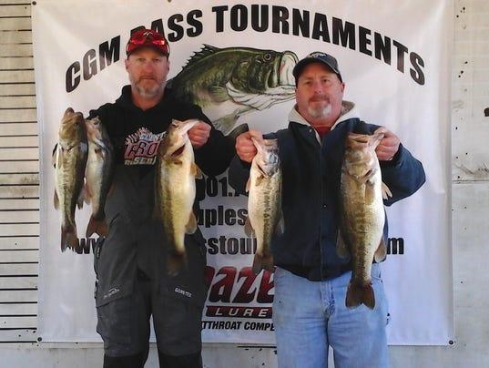 Barnett bass begin to move shallow for Ross barnett fishing report