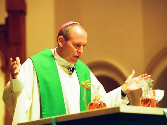 In the late 1990s, then-Bishop Matthew Clark conducted Mass for people affected by AIDS and for the LGBT community.