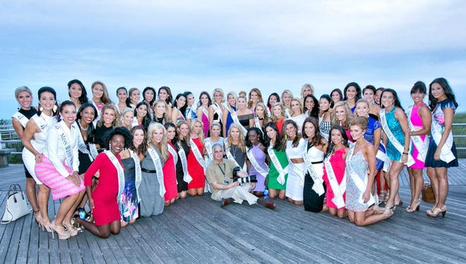 At 10:59 p.m. Sunday, one of 52 contestants will be crowned Miss America 2017 on national television.