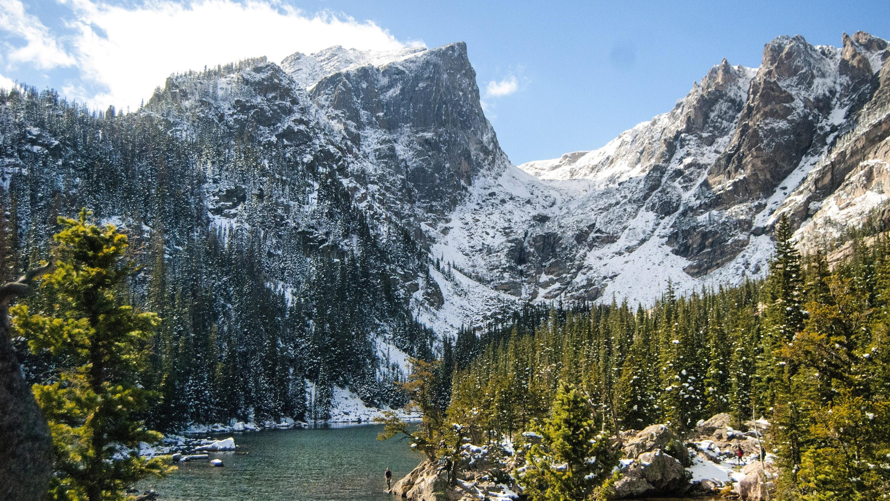 Nov 11 Free Day At Rocky Mountain National Park